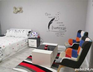 Inchiriere apartament 1 camera, 40 mp, parcare, zona Intre Lacuri