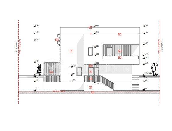 Casa tip duplex in cartierul Iris la 2 km de magazinul Auchan, zona linistita