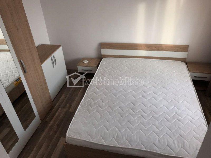 Inchiriere apartament cu 2 camere, 40 mp, zona Kaufland Marasti