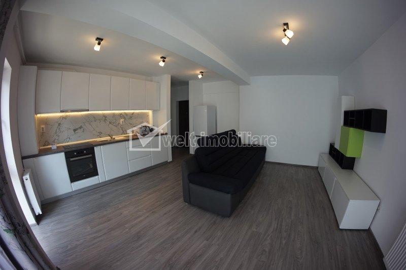 Vanzare apartament cu 2 camere, 50,75 mp, zona Parc Cartodrom, mobilat si utilat