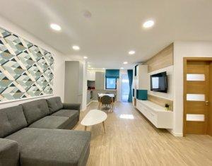 Inchiriere Apartament de lux 2 camere, garaj subteran, zona Plopilor