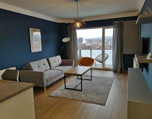Inchiriere apartament 2 camere, 57 mp, Lux, Centru