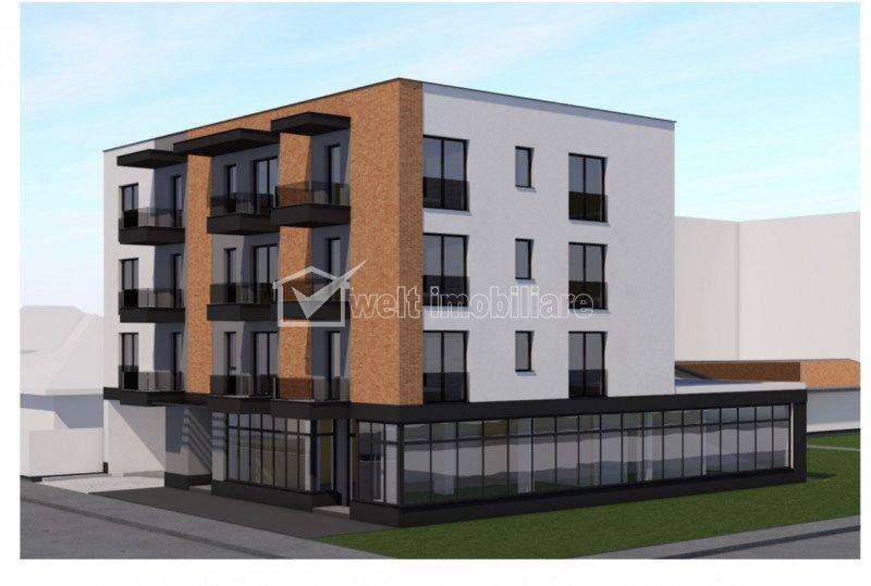 Apartament cu 2 camere decomandate, Gheorgheni, Interservisan, 54 mp, bloc mic
