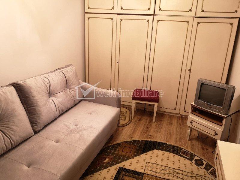 Apartament de 4 camere, zona Calea Floresti, decomandat, etaj intermediar