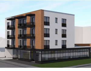 Apartament 2 camere, 53.51 mp, Gheorgheni, zona Iulius