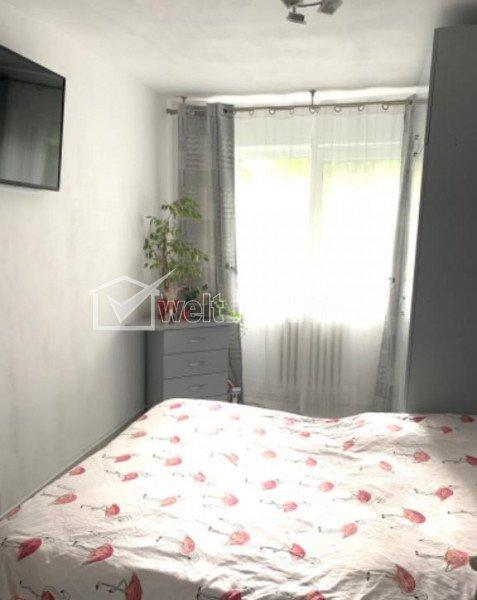 Apartament cu 2 camere, Superfinisat, Manastur