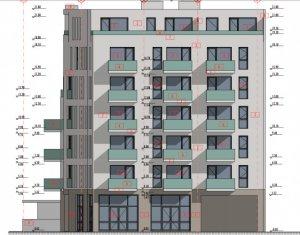 Apartament 2 camere 54,50 mp + 9 mp balcoane, bloc nou, Marasti