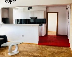 Apartment 3 rooms for rent in Cluj-napoca, zone Centru