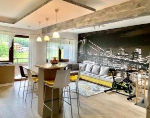 Apartament 4 camere, 135 mp gradina, in Floresti