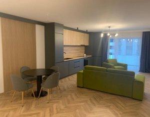 Inchiriere apartament 2 camere, 67 mp, parcare, terasa, Scala Residence