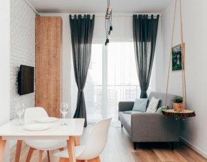 Inchiriere apartament 2 camere, parcare, terasa, 45 mp, GrandPark