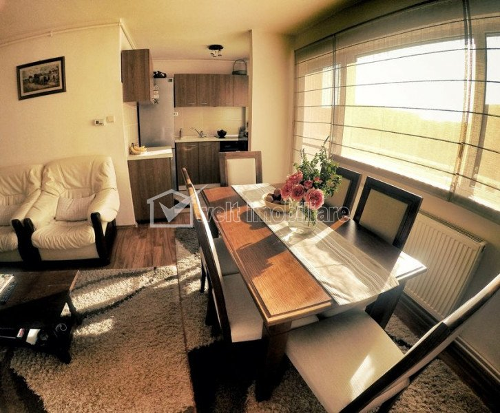 Inchiriere apartament 2 camere, 2 parcari, 45 mp, Zorilor