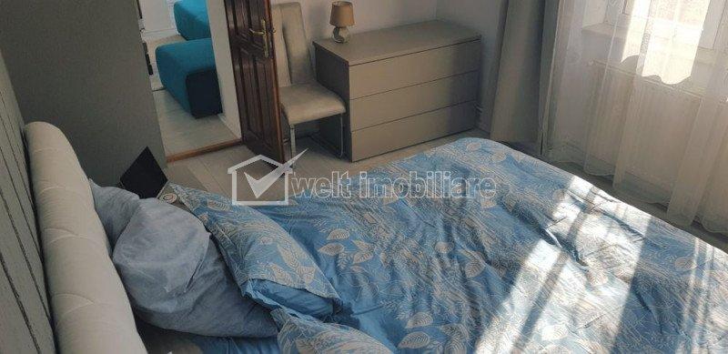 Apartament in vila, 2 dormitoare, acces curte, renovat complet!