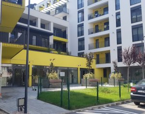 Vanzare spatiu comercial 84mp ansambul nou in centru zona Bosch, NTT
