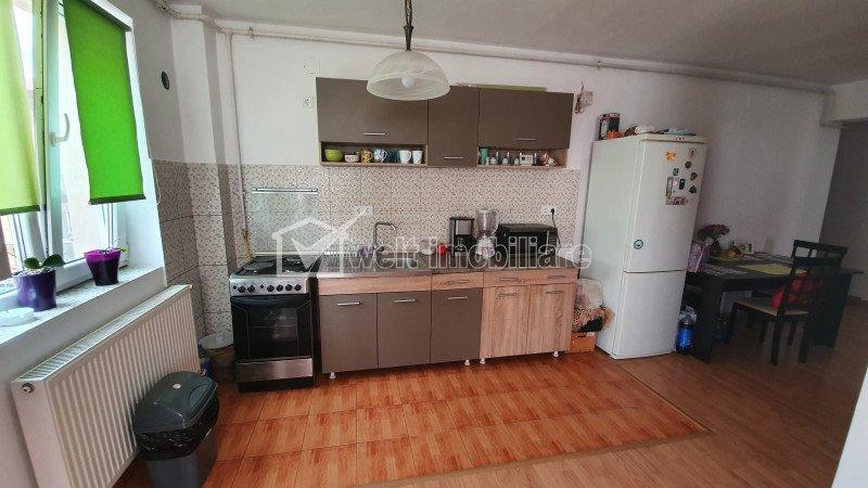 Vanzare apartament cu doua camre in Floresti, strada Florilor