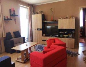Vanzare apartament complet mobilat si utilat, terasa 14 mp, Floresti