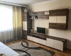Apartament 2 camere decomandat, etaj intermediar, zona Piata Flora, Manastur