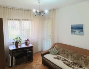 Apartament 3 camere 65 mp, decomandat, Manastur