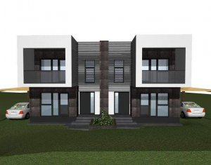 Casa tip duplex in Dambul Rotund, 130mp utili, 250mp teren