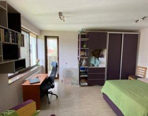 Apartament 1 camera, Bloc tip Vila, loc de parcare, Borhanci