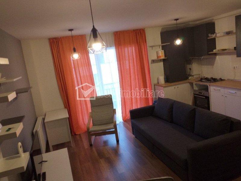 Inchiriere apartament cu 2 camere, 53 mp, parcare, Calea Turzii