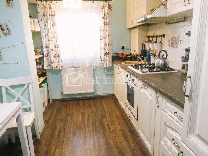 Apartament 3 camere decomandat, 65 mp, Marasti, strada Fabricii de Zahar