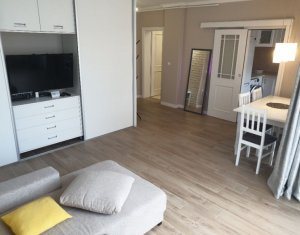 Inchiriere apartament 2 camere, garaj subteran, 52 mp, Zona Andrei Muresan/Sigma