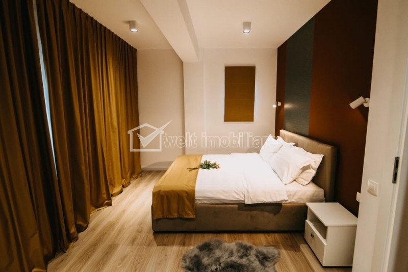 Apartment 2 rooms for rent in Cluj-napoca, zone Borhanci