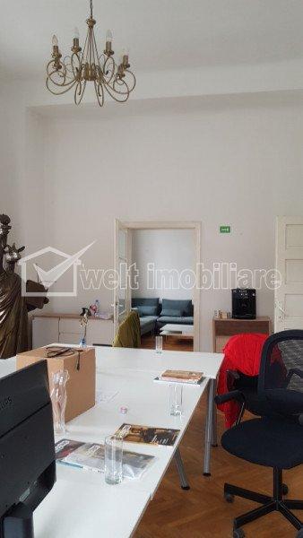 Birou - Apartament 115mp, Ultracentral piata Unirii, Cluj Napoca