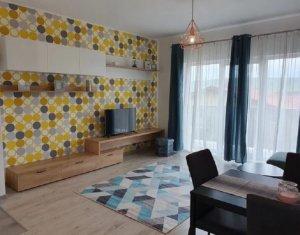 Vanzare apartament cu doua camere, ultrafinisat, Floresti, zona Teilor