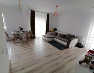 Vanzare apartament 3 camere, 12 mp terasa , in Floresti