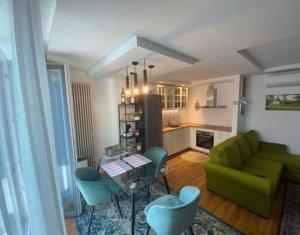 Apartament de 2 camere, ultrafinisat, imobil nou, Parcul Central!