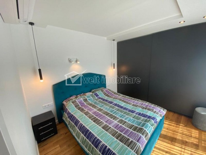 Apartament de 2 camere, ultrafinisat, imobil nou, Parcul Central