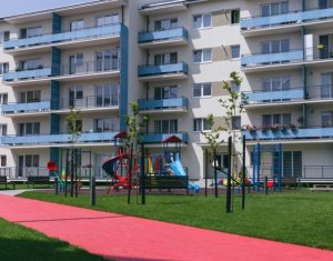 Bloc nou, apartament 2 camere 62 mp, plus terasa de 39mp