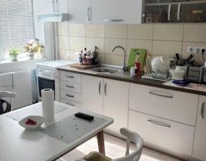 Apartament 2 camere, 48 mp, balcon 4 mp, etaj 4, Est, Gheorgheni