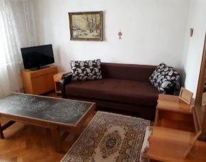 Inchiriere apartament 3 camere decomandat, etaj intermediar, mobilat, Manastur