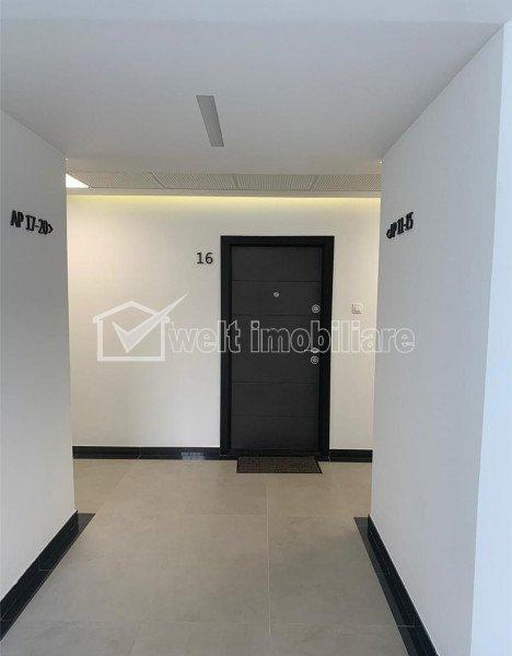 Apartament 1 camera,CF, 45mp, balcon, etaj 3 din 3, parcare subterana, Buna Ziua