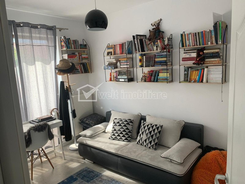 Apartament cu 3 camere, Eugen Ionescu