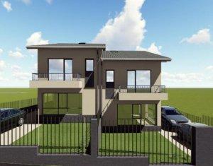 Vanzare casa tip duplex in cartierul Dambul Rotund, zona deosebita