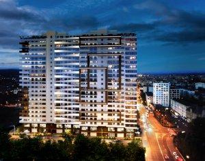 Apartament de LUX pentru a-ți oferi un stil de viață la înălțime! zona centrala