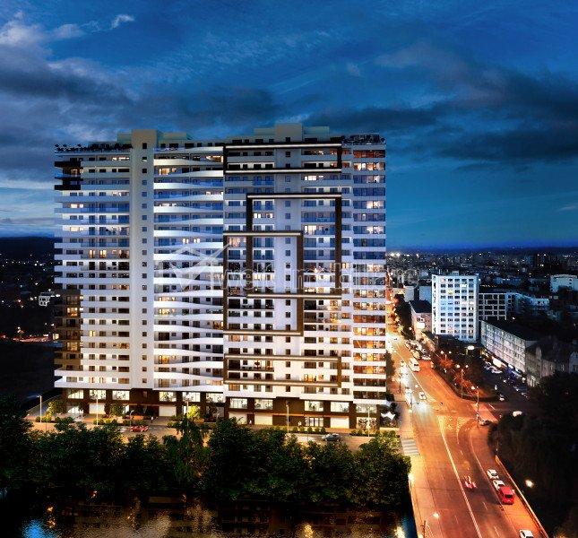 Apartament de LUX pentru a-ți oferi un stil de viață la înălțime! Centru