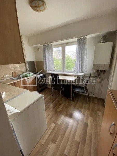 Apartament 2 camere, decomandat, 55 mp, balcon 7 mp, etaj 3 din 8, Marasti