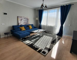 Vanzare apartament 3 camere modern, mobilat si utilat, Floresti, Sesul de sus