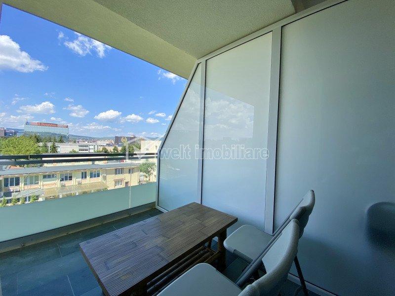 Apartament cu 1 camera, imobil Kaufland - Gheorgheni, zona Iulius Mall