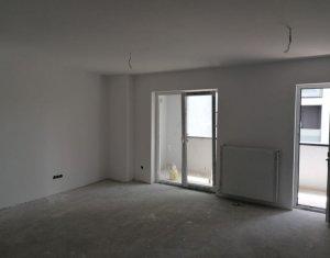 Apartament 2 camere, 52 mp, 2 balcoane, etaj 1 din 7,peretii finisati, in Europa