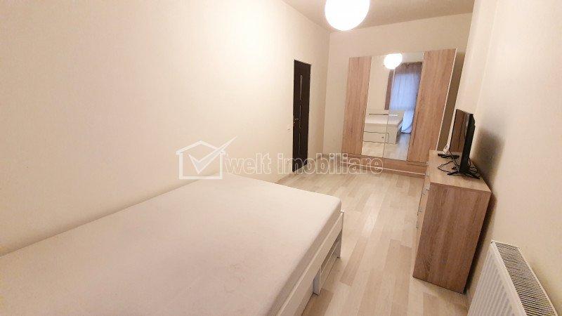 Apartament cu 2 camere, mobilat si utilat, zona Park Lake