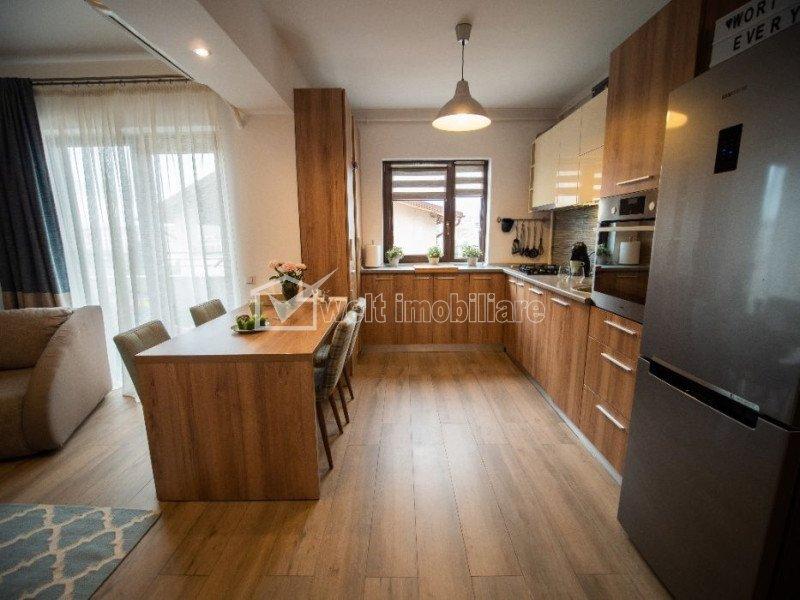 Apartament 3 camere, ultrafinisat, Intre Lacuri