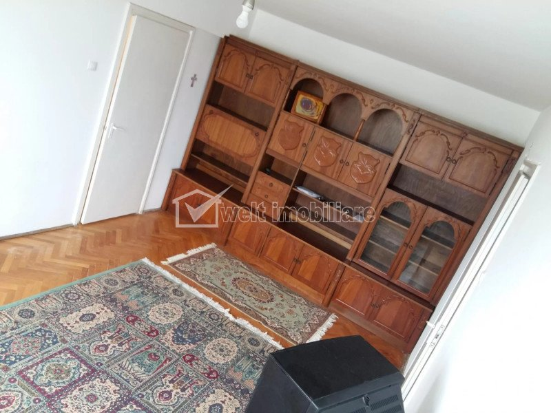 Apartament cu priveliste superba, 2 camere, 45 mp, balcon, in Grigorescu