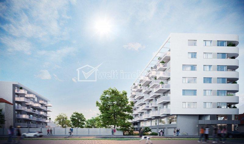 Apartamente cu 2 camere, zona Garii, imobil nou si modern, preturi promotionale