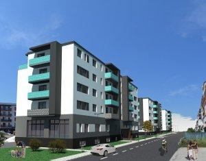 Apartament tip penthouse 56.25 mp+60 mp terasa, zona centrala